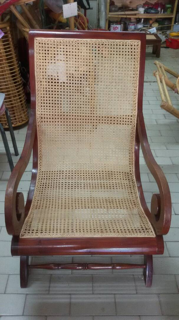 Repair Rattan Chair